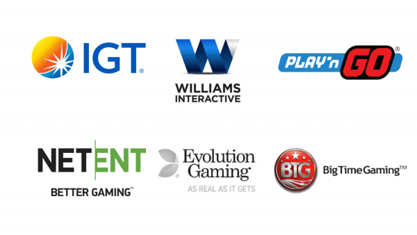 Best Game Providers